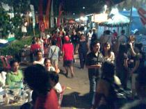 Food Fest Crowd