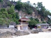 Padang-Padang Beach Cliff